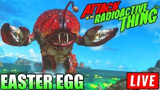 🔴 EASTER EGGS IW - ATTACK OF THE RADIOACTIVE THING - Call Of Duty Infinite Warfare - #LIVETODASEXTA