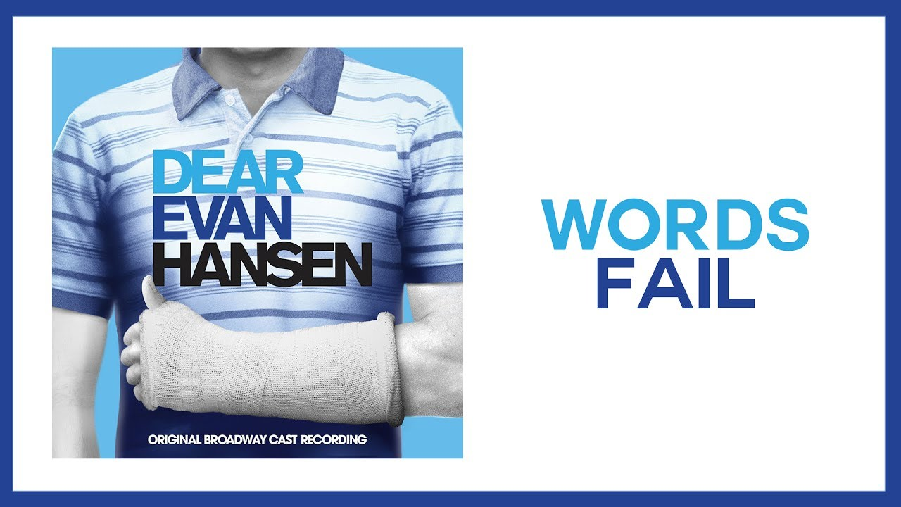 Dear Evan Hansen Cheap Broadway Tickets Ticket Network Buffalo