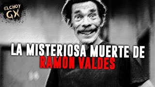 El Aterrador Capitulo CANCELADO de la muerte de Ramón Valdez