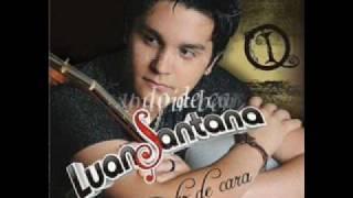 Luan Santana - letra e música (tô de cara)