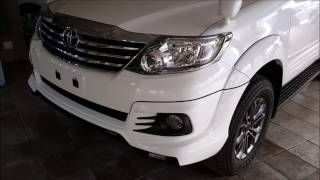 Toyota Fortuner 2016| In-Depth Interior & Exterior view. width=