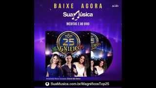 Banda Magnificos - Greve de Amor - Cd Top 25