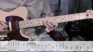 Takin' Care of Business Guitar Lesson