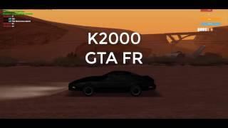 K2000 FR GTA - Générique
