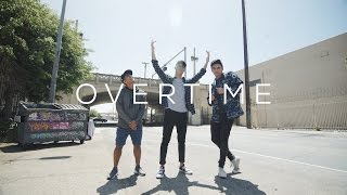 "Trevor Takemoto Choreography   ""Overtime"" by @brysontiller"
