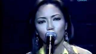Jonalyn Viray I Want To Know What Love Is (Mariah Carey)