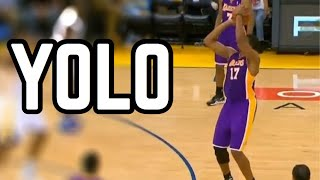 "NBA ""Yolo"" Moments"