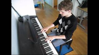 Stan - Eminem ft. Dido - (Piano cover)
