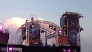 Hardwell & Joey Dale ft.  Luciana - Arcadia (Psyko Punkz Remix) @ C.R.A.F.T. 2014
