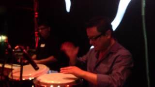 2014 Tropical Rhythm Live Latin Wednesday Bogies Singing Merengue TheeHotSpot DjReyCua