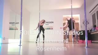 Stwo haunted, Poledance Rosenheim, Kufstein POLE.PASSION Studios, fun Choreography