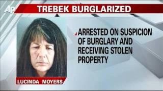 Jeopardy's Alex Trebek Injured Chasing Burglar
