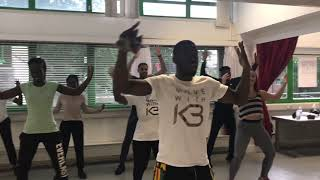 FUSE ODG - NO DAY LIGHT DANCE ROUTINE
