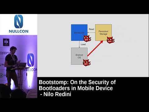 BootStomp: On the Security of Bootloaders in Mobile Devices