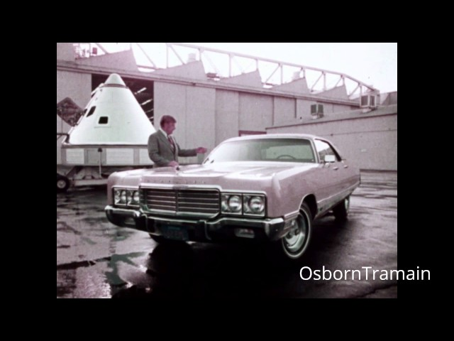 1973 Chrysler New Yorker Commercial - HD improved color quality