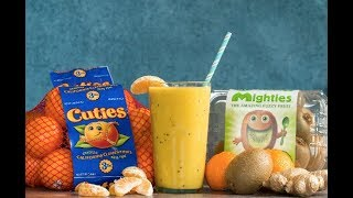 Cuties® Clementine Immune Boosting Smoothie