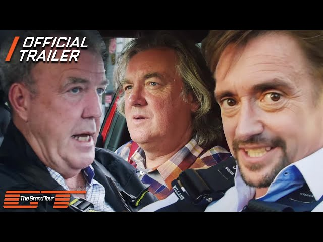 Blasts from the past - The Grand Tour
