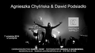 Agnieszka Chylińska & Dawid Podsiadło, KOKO London 7-09-2014 trailer