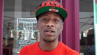 Jeremiah Johnson - Augusta Idol Tryouts - 8/15/11