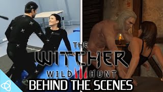 Behind the Scenes - The Witcher 3: Wild Hunt [Making of]