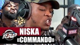 """Niska """"Commando"""" #PlanèteRap"""