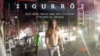 Live in Stockholm - Popplagið (final few seconds)
