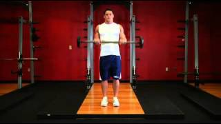 Biceps   Reverse Barbell Curl   Exercises Guide!   Live Health Club