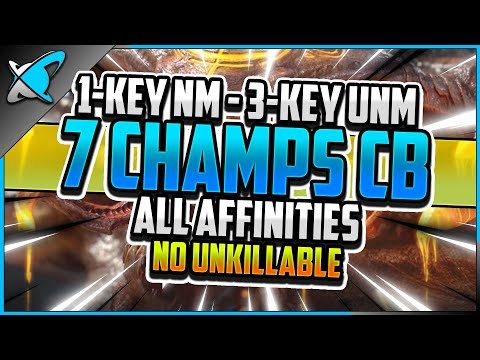 MY Clan Boss EXPLAINED (GUIDE) | 3-Key UNM & 1-Key NM | 7 Champs & All Affinities | RAID