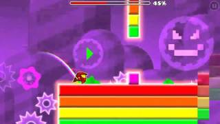 Geometry Dash: Wrong Geometrical Dominator by QnGaming