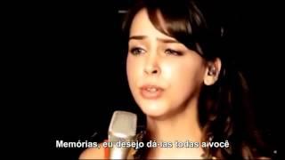 'Quiet's Theme' LIVE by Stefanie Joosten Legenda Português