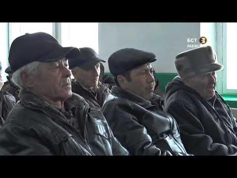 Сход граждан в с. Идрисово