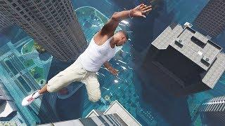 GTA 5 Epic Ragdolls Flooded Los Santos Ep.5