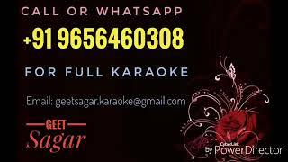 Sun Dilruba | Karaoke | Patthar ke phool (1991) | S P Balasubramaniam