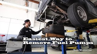 Best Tool to Remove Fuel Pumps