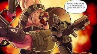 Battleborn - Cómic animado #2: El rescate