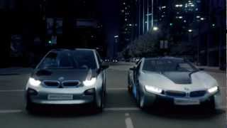 BMW i. [Kavinsky - Odd Look]