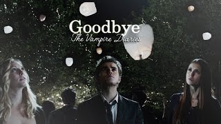 Goodbye TVD | The time of our lives [+cast]