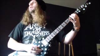 Adam M. Garrow - No Escape (The Dawn Is Near) Original Song Guitar Playthrough