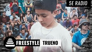 TRUENO / Freestyle - El Quinto Escalon Radio (5/4/17)