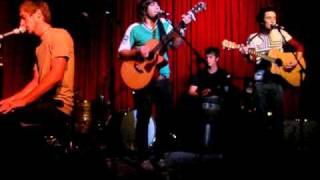 California In The Ether Live - Tin Can Notes @ Hotel Cafe 9/8/2010