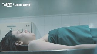 Bathing the dead | Girl Dead Body | Colin O'Donoghue | Horror movie scene | The Rite (2011) width=