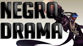 """LUCIAN NEGRO DRAMA - """"lol Paródia""""#1  - Full HD"""