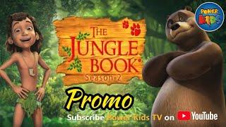 The Jungle Book Cartoon Show Season 2 Trailer | HD [Latest Version] Cartoon Series for Children