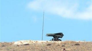 Füzeler Suriye'ye döndü !