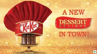 KIT KAT Dessert Delight #DessertBreak