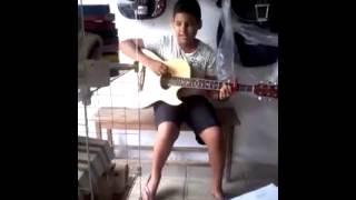 Te esperando Luan Santana Acustico ( COVER )