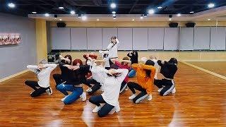 WJSN (우주소녀) - 꿈꾸는 마음으로 (Dreams Come True) Dance Practice (Mirrored)