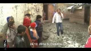 POOR CHRISTMAS HOLIDAY Vanoce v chudobných osadách SK