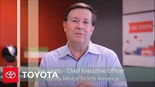 Jim Lentz, CEO Toyota North America | Meet Our Leaders | Toyota