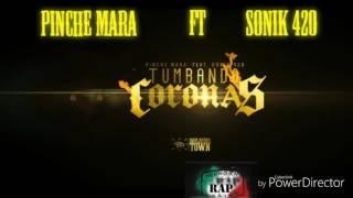 """Tumbando Coronas"" - Pinche Mara Ft. Sonik 420 (audio)"